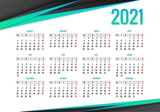 Calendari Laboral 2021