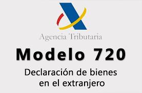 PRESENTACIÓN DE LA DECLARACION DE BIENES EN EL EXTRANJERO (31.03)