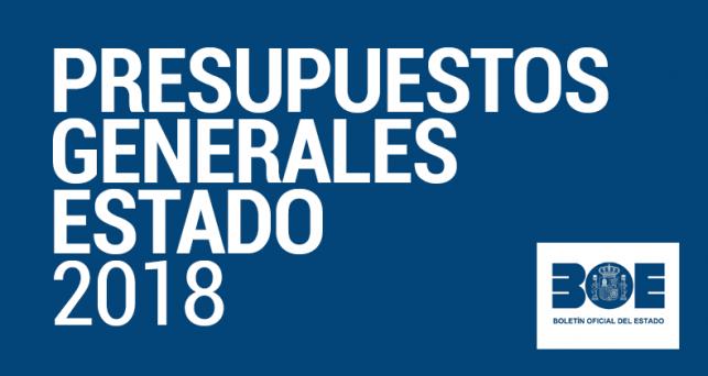 Novetats laborals de la Llei de Pressupostos de l'Estat 2018